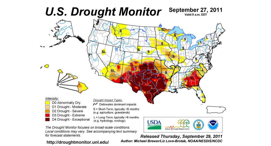 Droughtjpg - Aquifer map of us