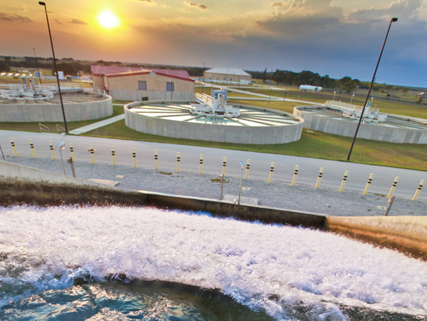 Twin Oaks Aquifer Storage and Recovery Facility